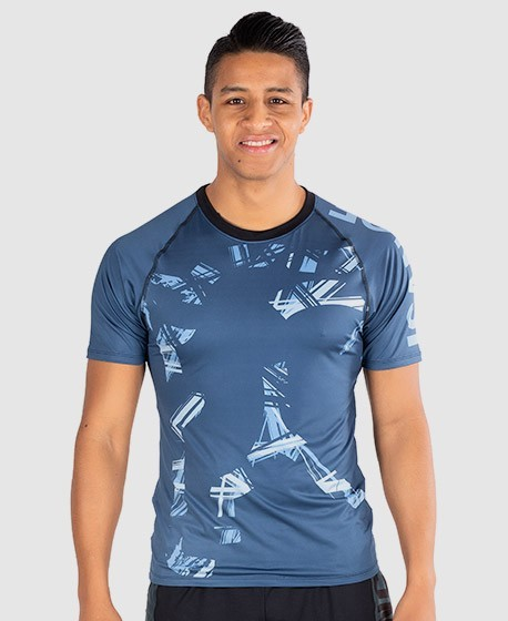 CAMISETA MANGA CORTA BLUE ESSENTIALS